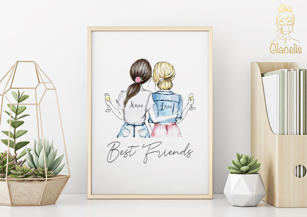Forever best friends gifts