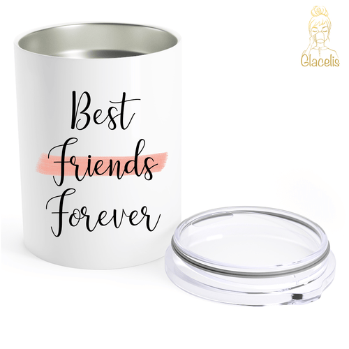 Personalized Friendship Travel Mug Three Girls