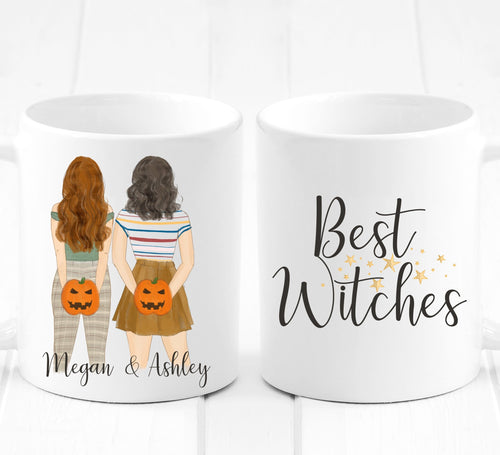 halloween gifts, halloween mug, Witches Brew