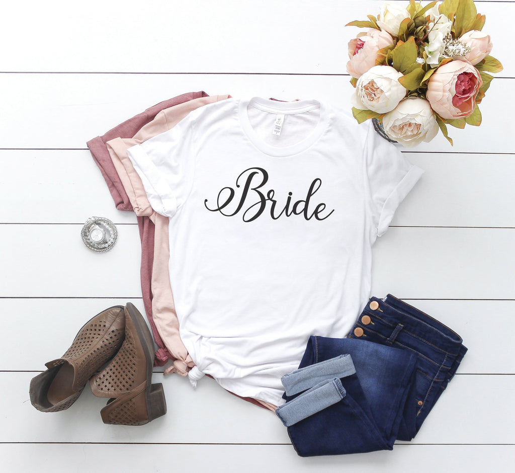 Bachelorette Party Shirts / Bride, Bridesmaid and Maid of Honor Shirt - Custom Personalized Gifts for friends, Family & special occasions!