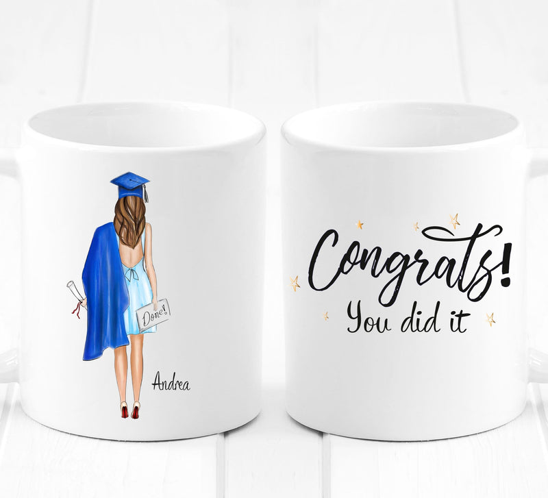 Personalized Graduation Gift - Custom Personalized Gifts for friends, Family & special occasions!