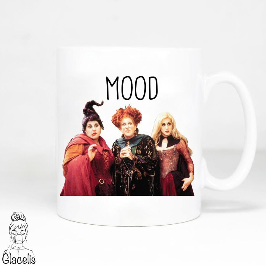 Halloween Gifts - Mood / Coffee Mug By  Glacelis® - Custom Personalized Gifts for friends, Family & special occasions!