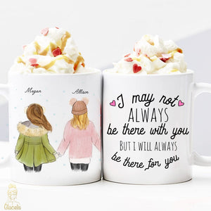 Gift for girlfriend | Personalized gift for friend  mug - Custom Personalized Gifts for friends, Family & special occasions!