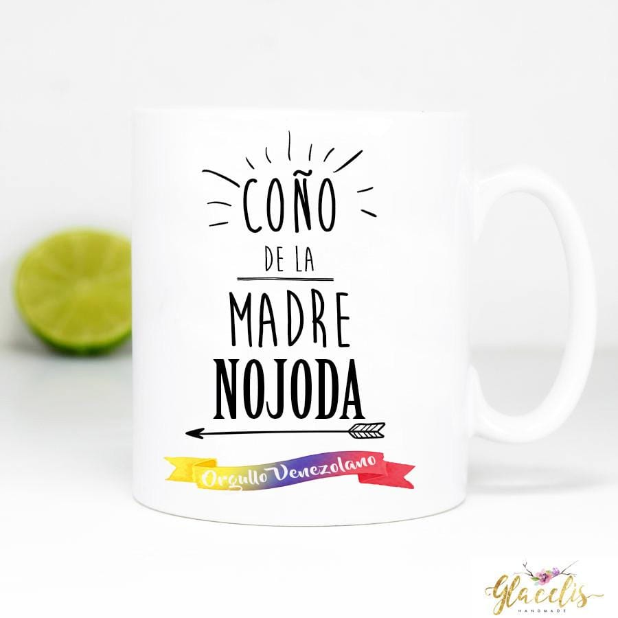 Venezuelan gifts - Mug Taza Venezolana - Custom Personalized Gifts for friends, Family & special occasions!