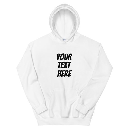 Personalized Unisex Heavy Blend Hoodie - Custom Personalized Gifts for friends, Family & special occasions!