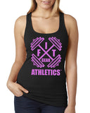 Fit Gear Athletics Racerback (Pink Print)