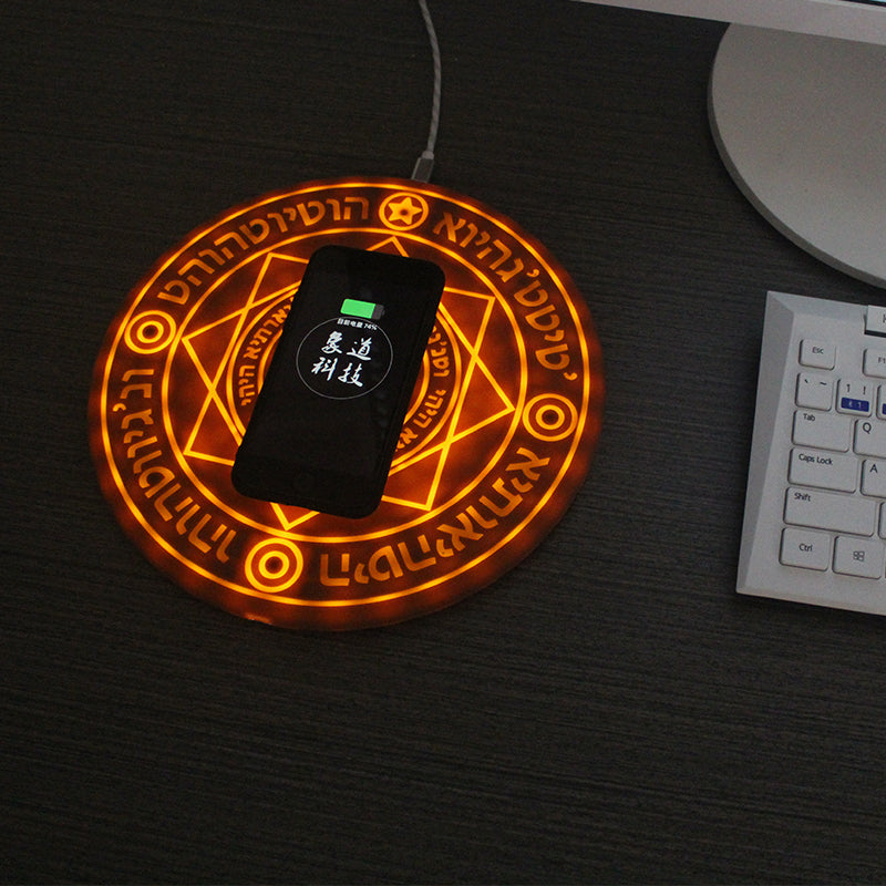 Qinetic™ - Magical Wireless Fast Charger
