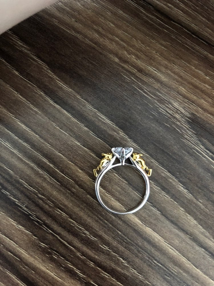 [LIMITED EDITION] Legendary Pika Pika Ring