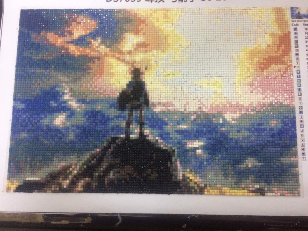 [DIAMOND PAINTING] The Horizon