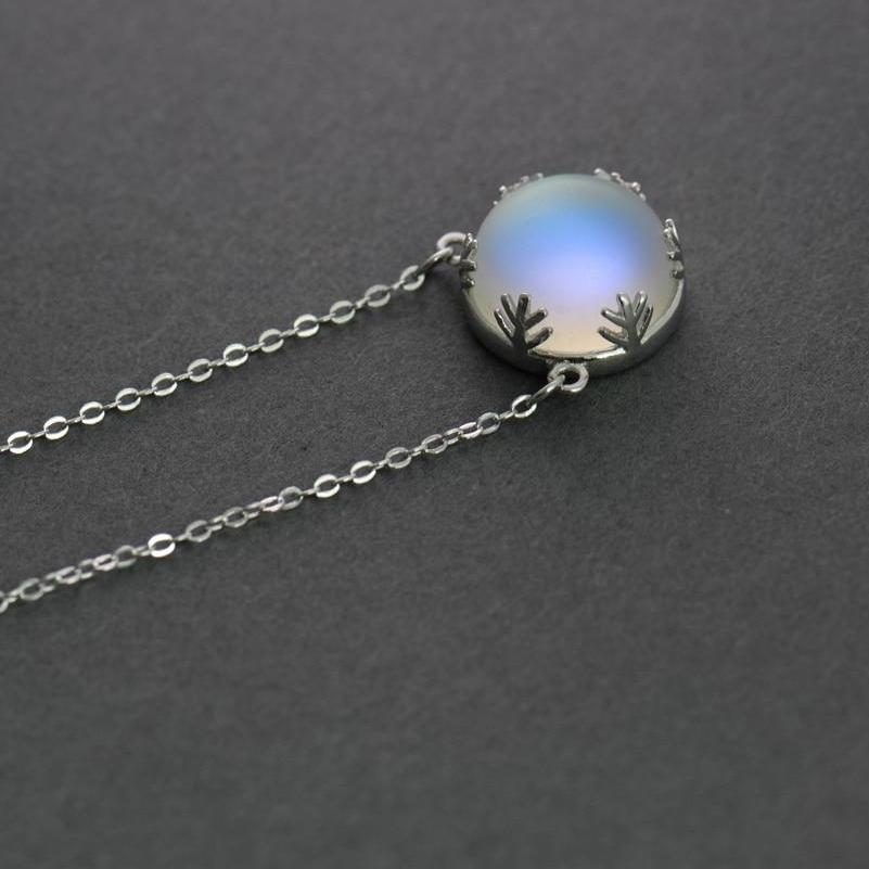 Thaya Aurora Forest Necklace