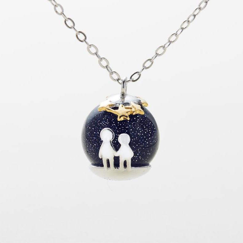 Thaya Beneath The Stars Pendant Necklace