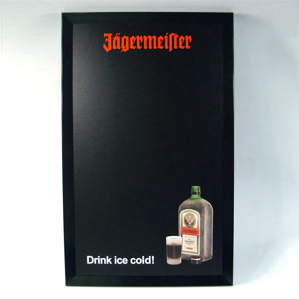 Blackboard Sign for Jägermeister - GeelongShop Perpetual Motion Kinetic Energy Double Pendulum Sculpture