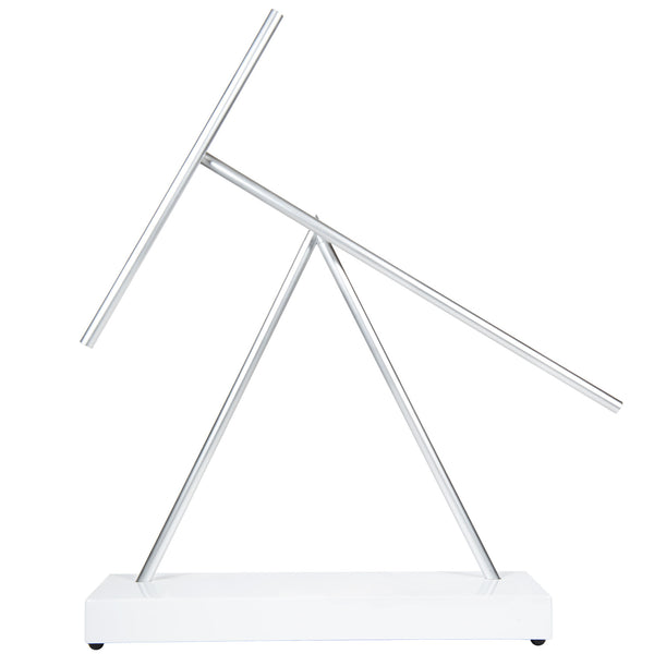 The Swinging Sticks<sup>®</sup> - Original Shiny White Large