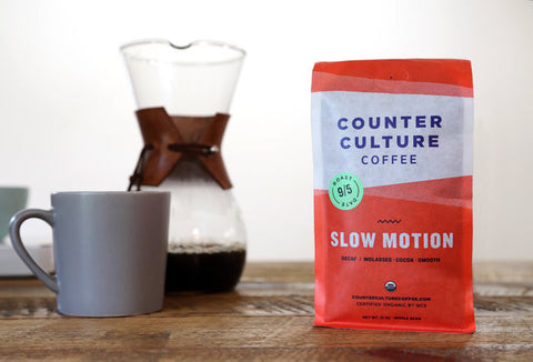 Counter Culture - Slow Motion Decaf - DecafDepot.com - 1