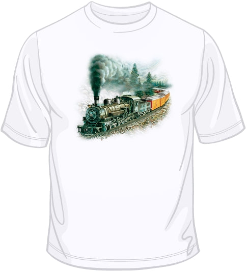 Pigeon Peak - Train T Shirt