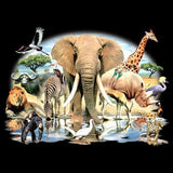 African Oasis T Shirt