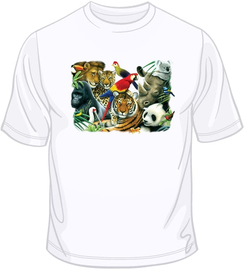 Animal Kingdom T Shirt