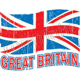 Great Britain Flag T Shirt
