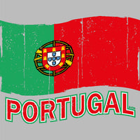 Portugal Flag T Shirt