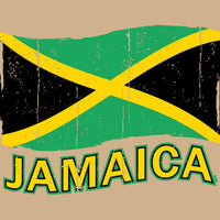 Jamaica Flag T Shirt