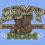 Army Mom T Shirt