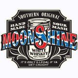 Southern Pride Original Moonshine jar Label  T Shirt