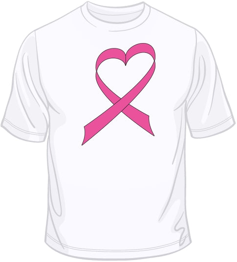 Breast Cancer Ribbon - Breast Cancer Awareness T Shirt