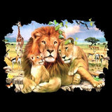 Lion Pride T Shirt