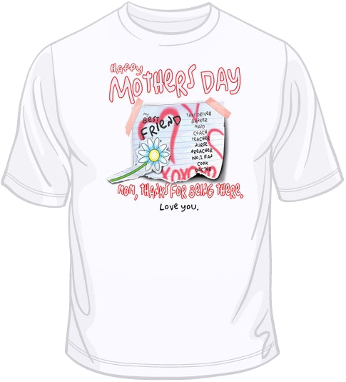 Happy Mother's Day T Shirt