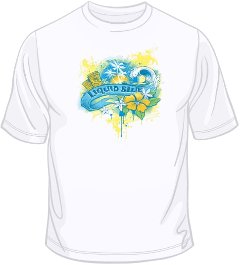 Surf Bluewave T Shirt