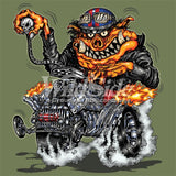 Hot Rod Pig T Shirt