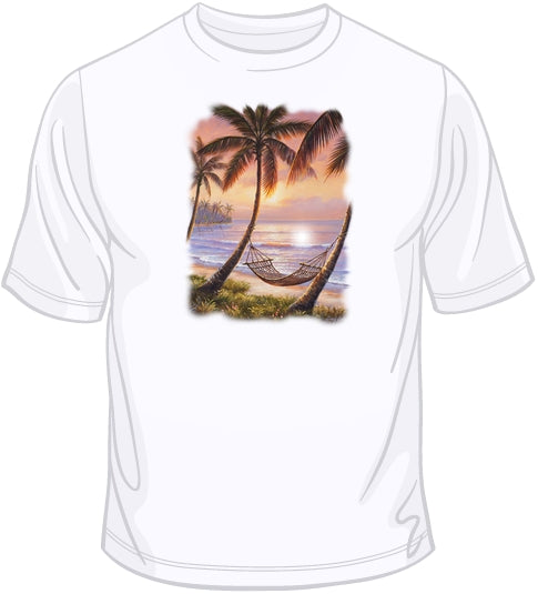 Sunset Siesta  T Shirt