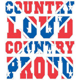 Country Proud T Shirt