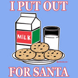 Put Out For Santa - Christmas Funny T Shirt