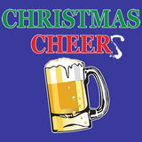 Christmas Cheers - Funny T Shirt