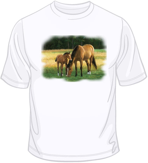 Summer Evening T Shirt