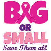Save Them All - Breast Cancer Awareness T Shirt