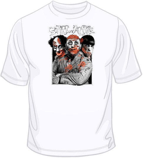 Zombie Stooges  T Shirt