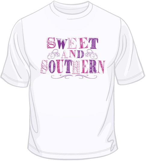 Sweet and Southern - Country Girl T Shirt