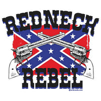 Redneck Rebel T Shirt