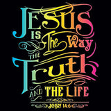 Jesus Is The Way T Shirt