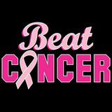 Beat Cancer - Breast Cancer Awareness T Shirt