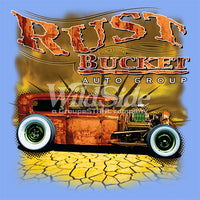 Rust Bucket Auto Group T Shirt