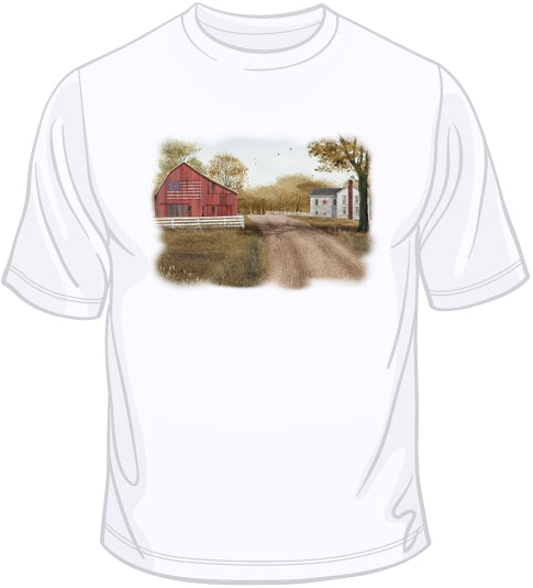 Summer in the Country T Shirt