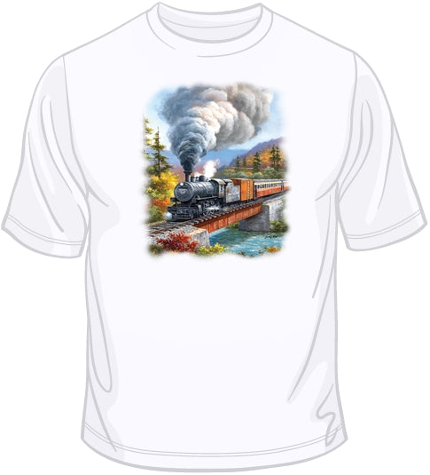 Train Crossing T Shirt