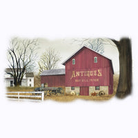 Antique Red Barn T Shirt