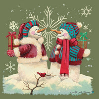 Gift Exchange - Snowman T Shirt