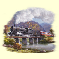 Iron Horse #20 - Train T Shirt