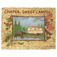 Sweet Camper T Shirt
