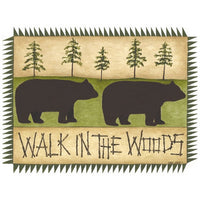 Walk In The Woods T Shirt